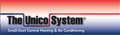 Heating & Cooling Products: Trane, Lennox, Carrier | SAC Mechanical - unico-logo